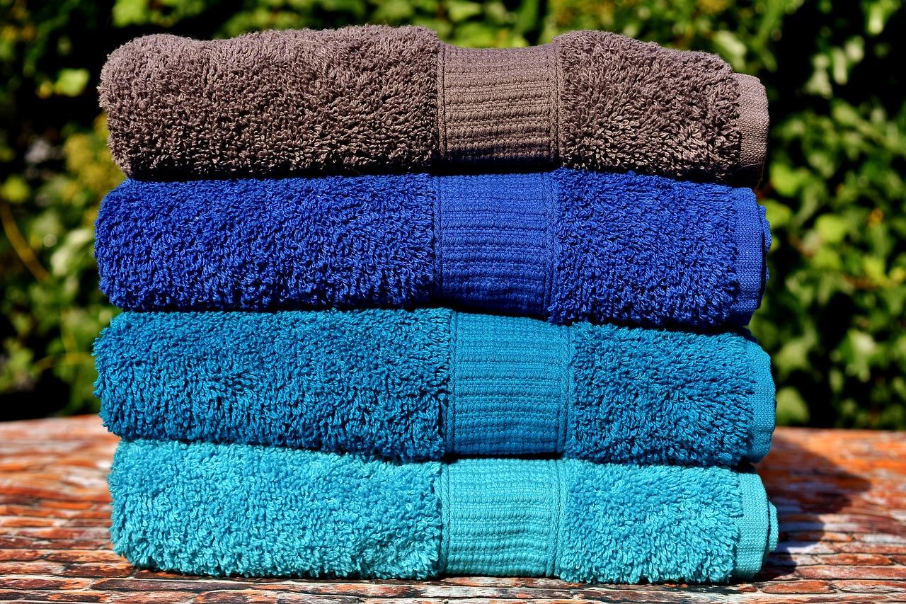 Towels soft