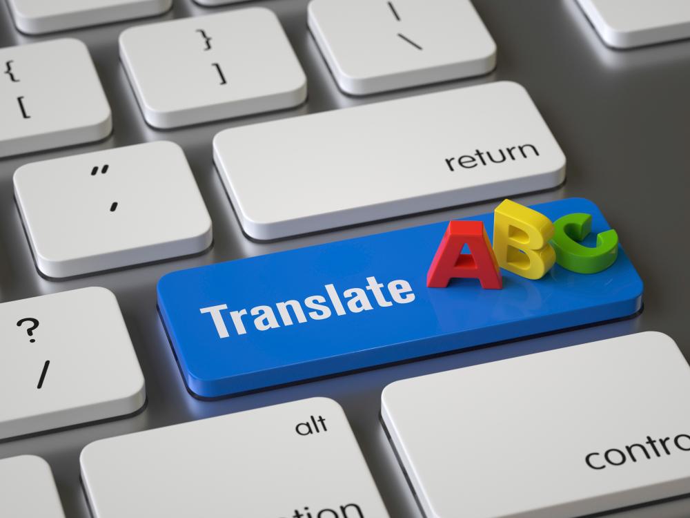 Creole translator