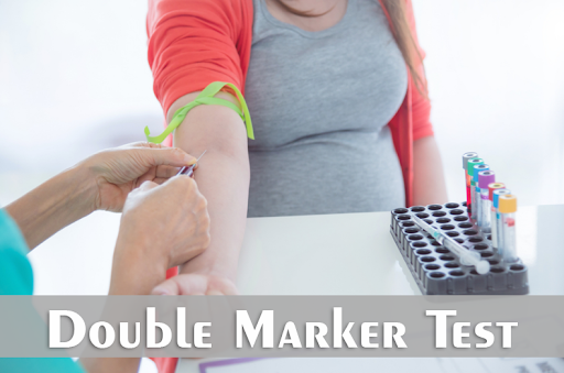 double marker test