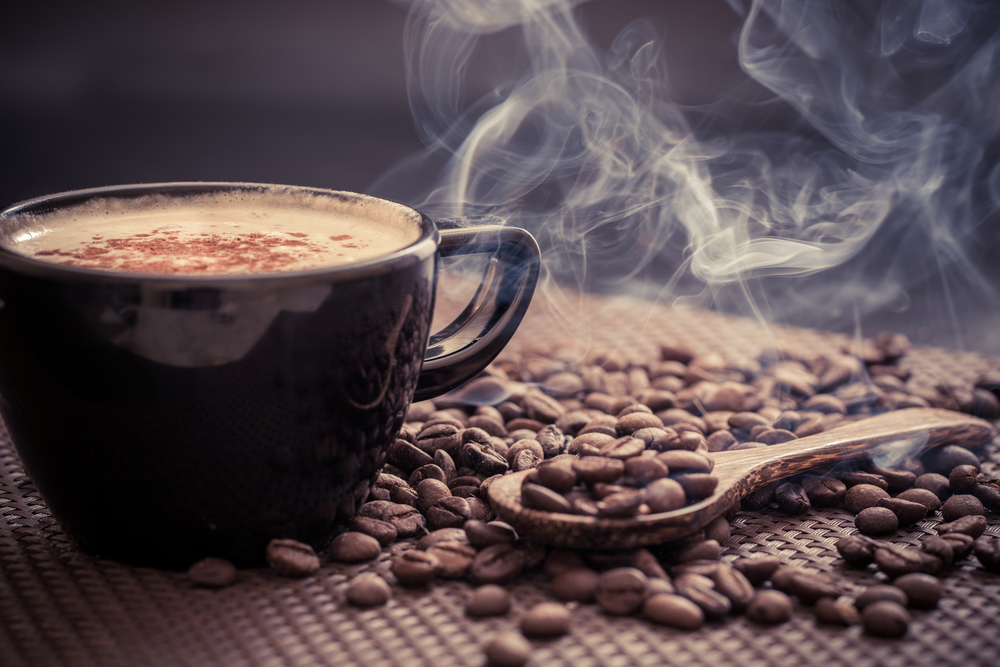Organo sees coffee