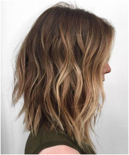 11 Shoulder Length Haircuts That Are Trending Right Now Savedelete