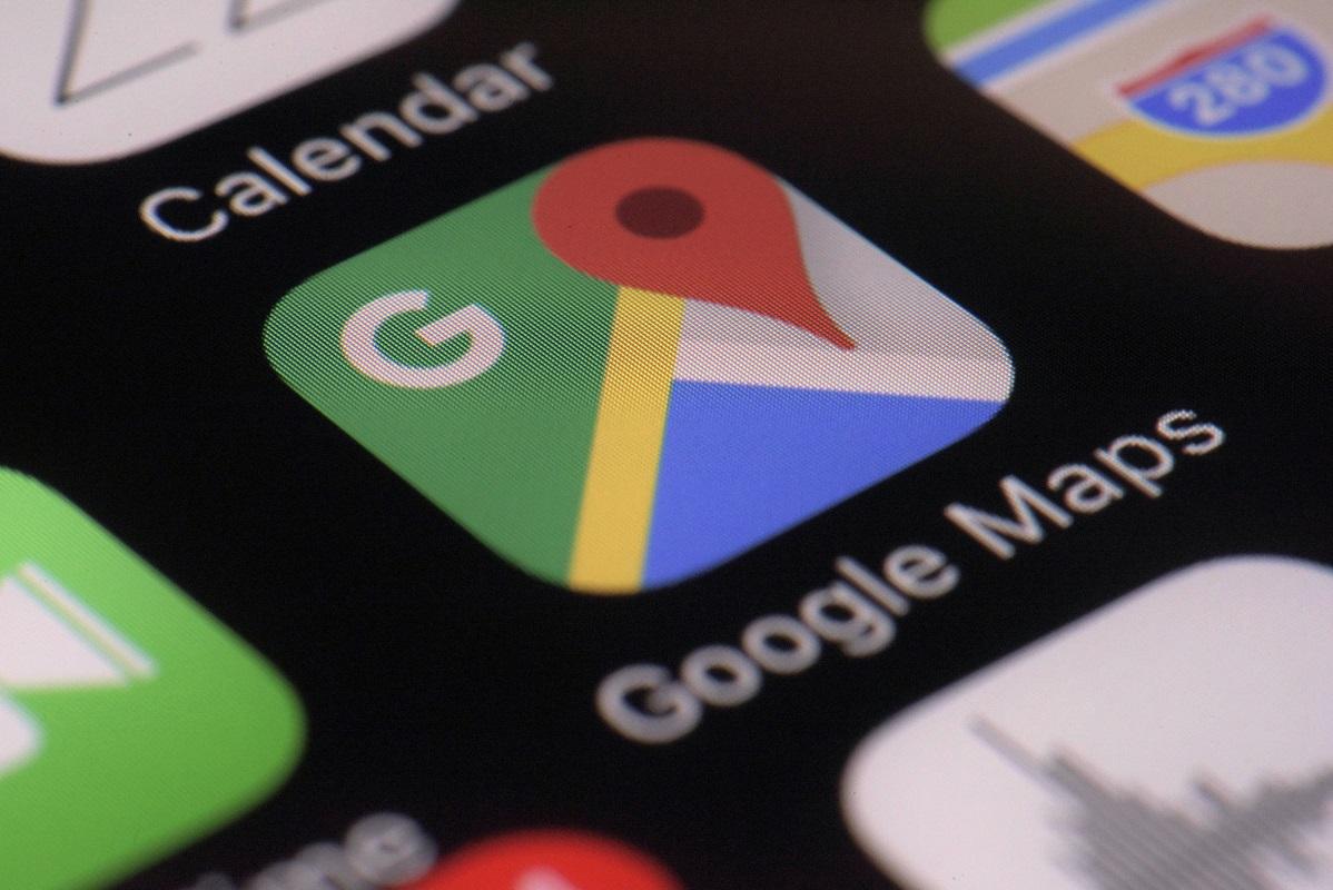 Google Maps-Location Sharing