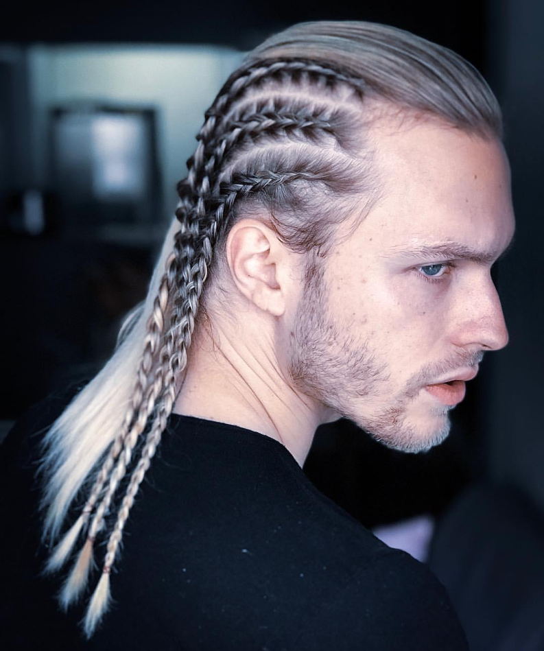 Trendiest Long Hairstyles for Men This Year | Menshaircuts.Com