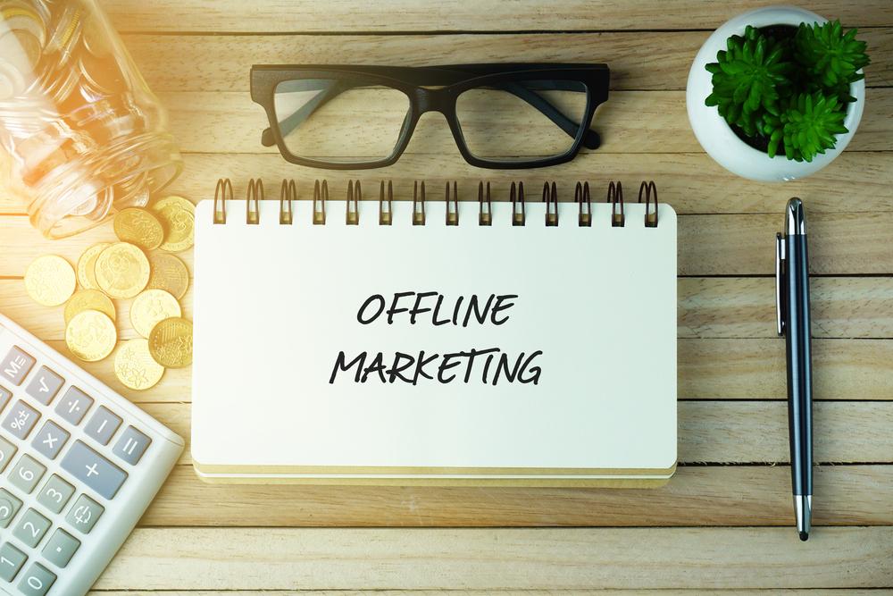 offline marketing tools