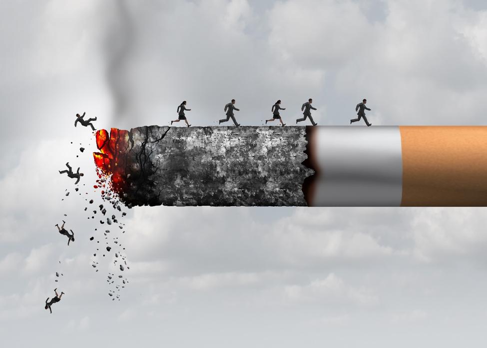 smoking addction