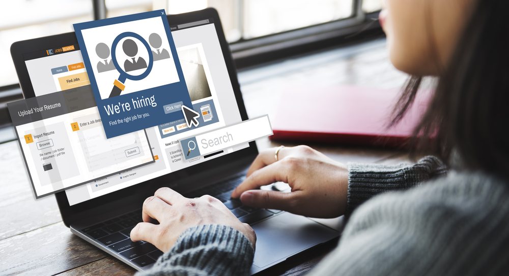 technology in recruitment