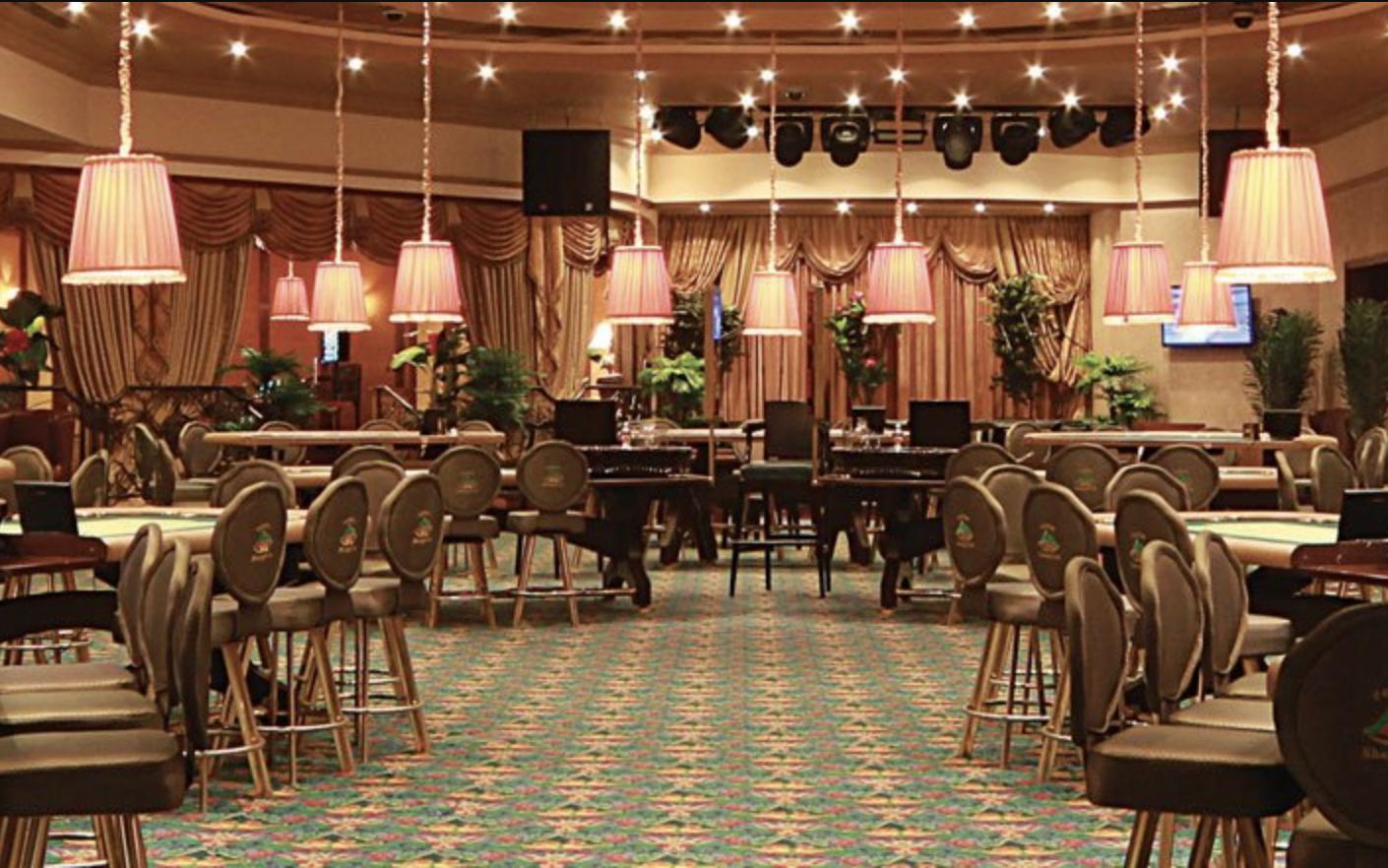 casino interiors