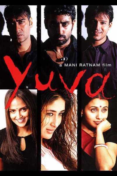 Yuva movie. kareena played the role of mira.