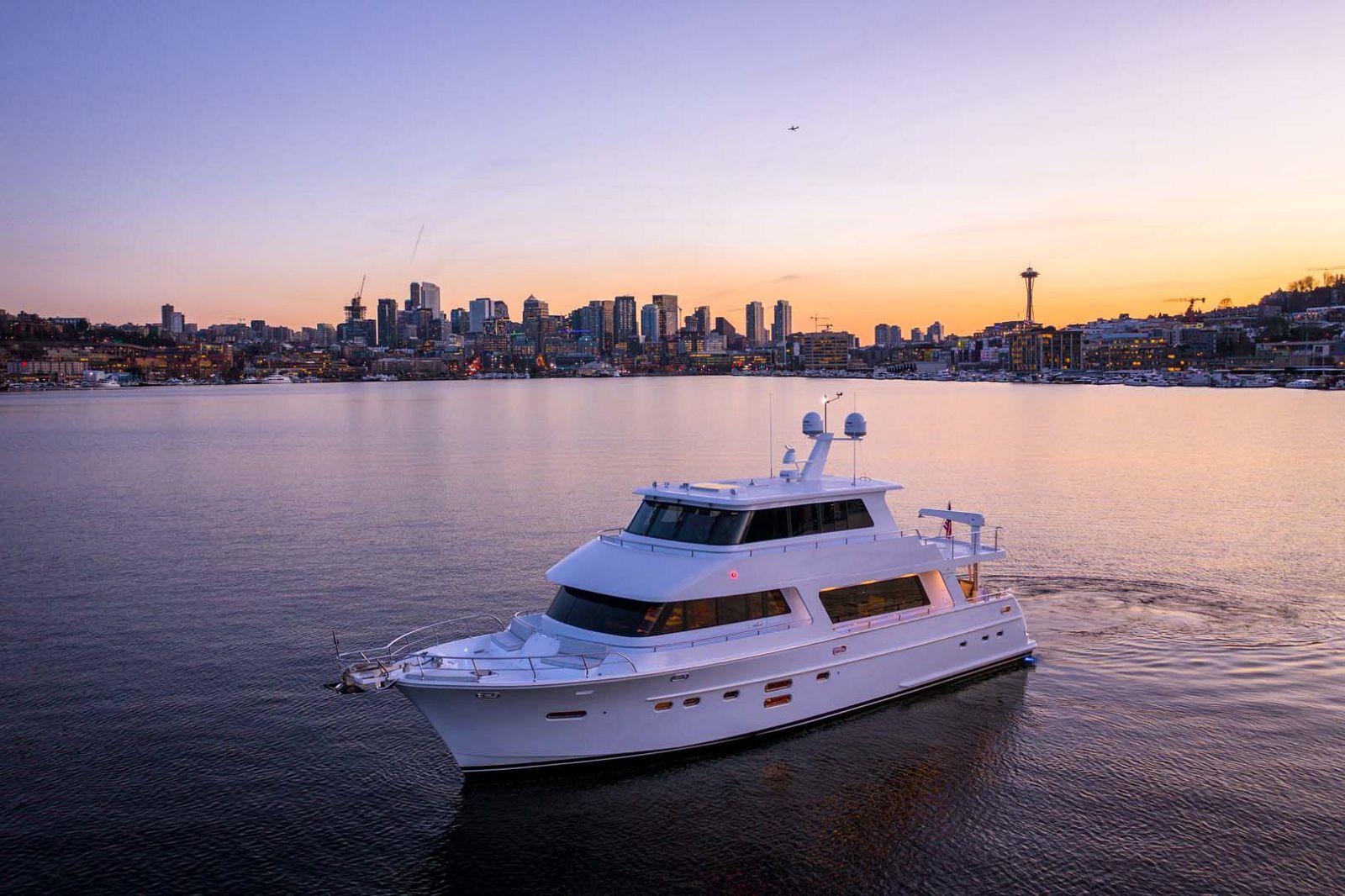 Endurance Yachts Cruising
