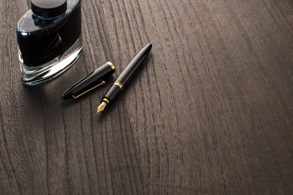 Ink for Fountain Pen