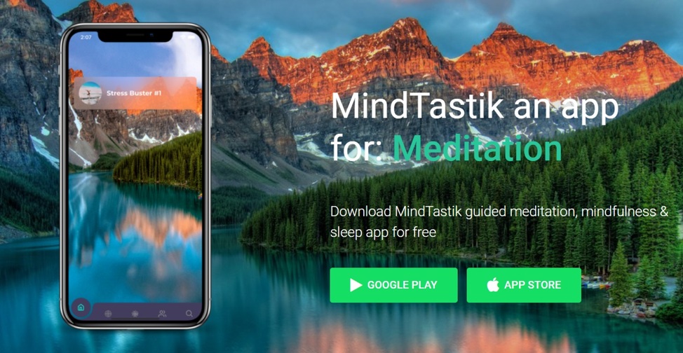 Mindtastik App