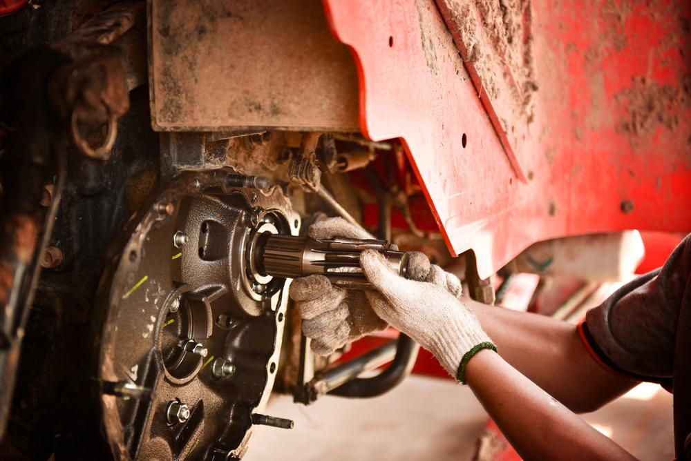 Tractor Maintenance