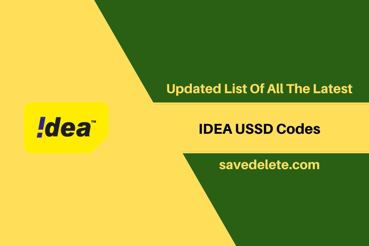 IDEA-USSD-CODES-LIST