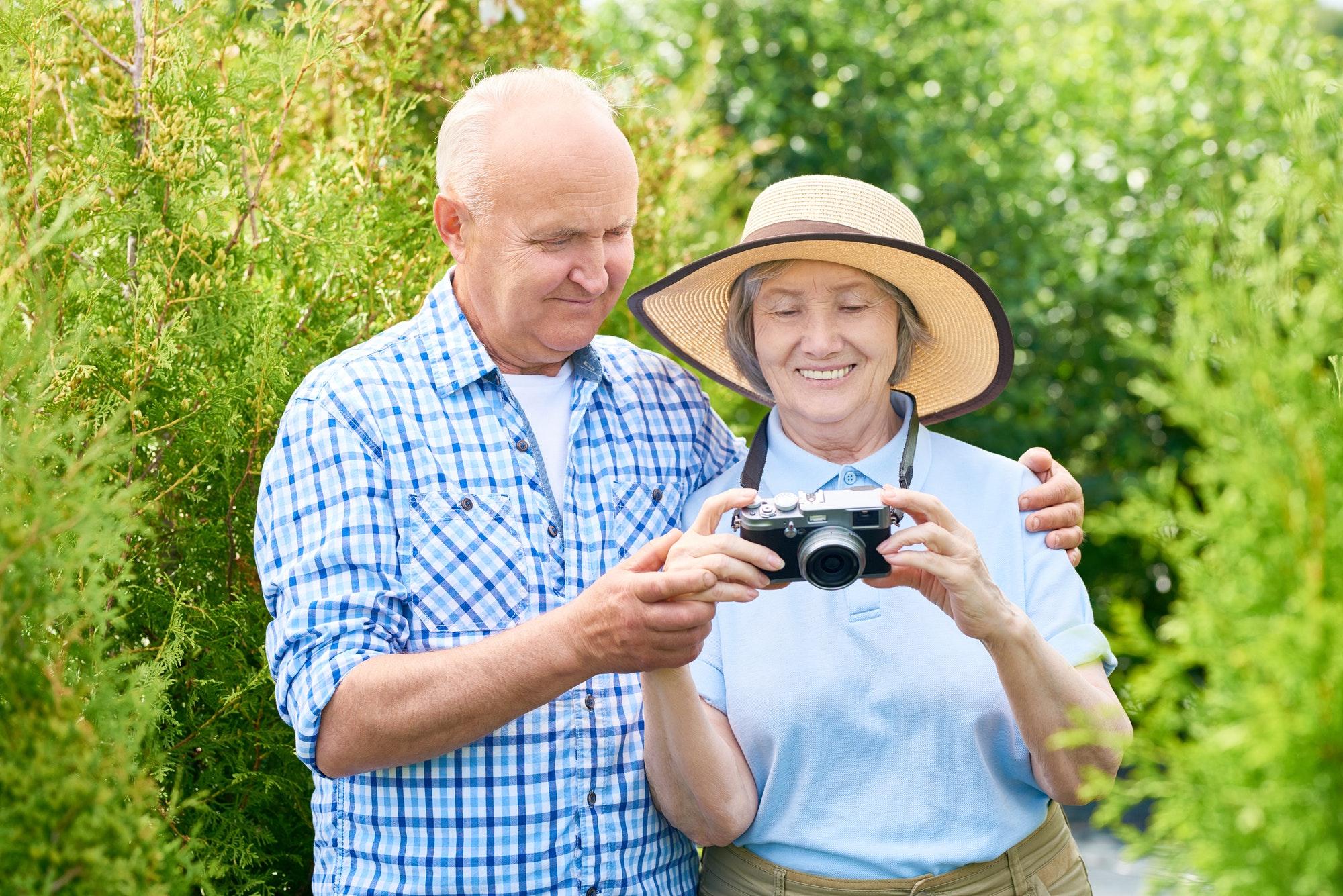 Senior Tourists on Family Tip