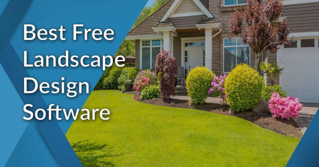 free home and landscape design software