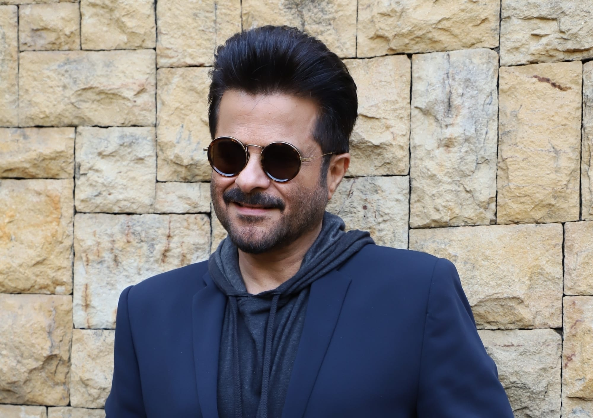 Anil Kapoor During The Promotions Of His Upcoming Film Malang In Mumbai Savedelete