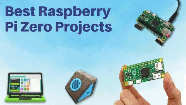 Best-Raspberry-Pi-Zero-Projects