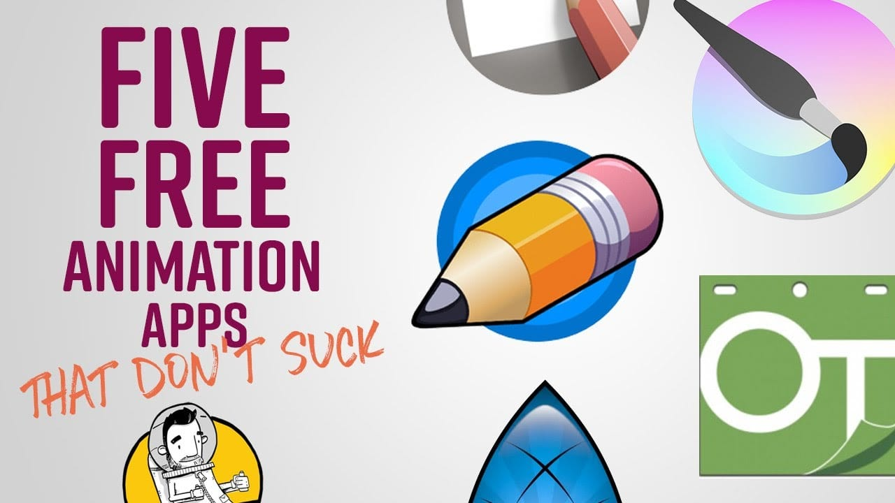 animation-apps-free-best