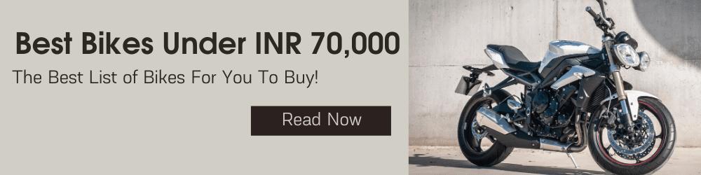 bike under 70,000
