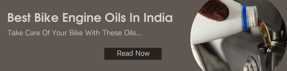 bike oils in india
