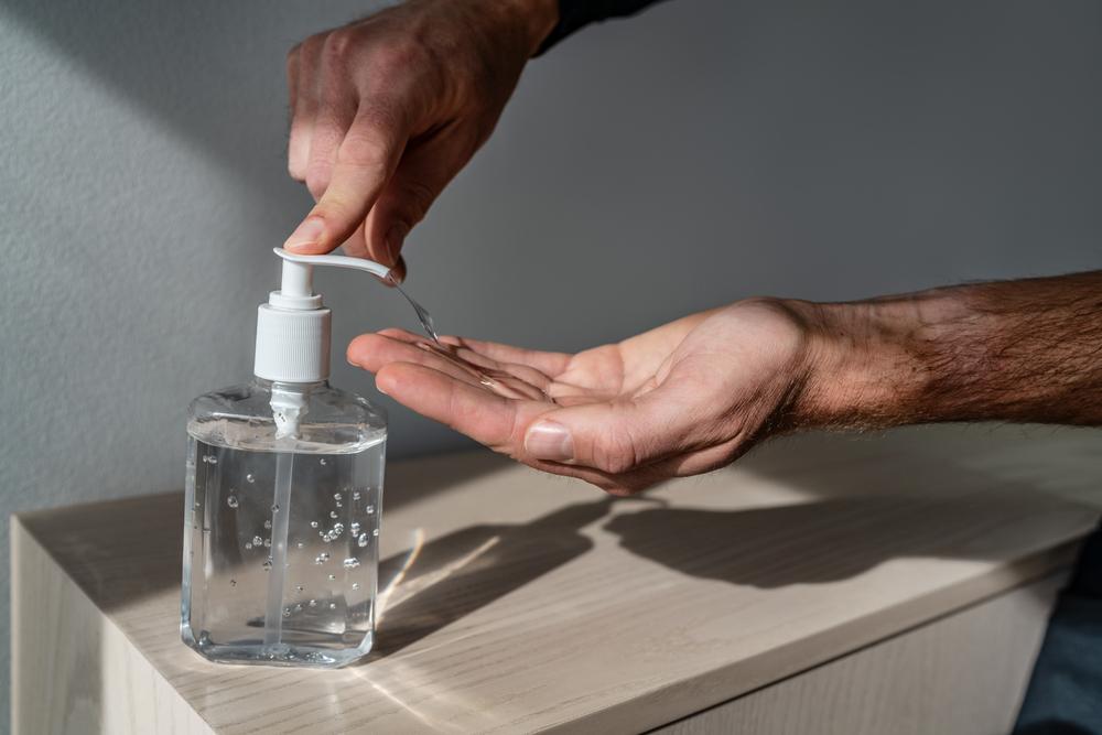 hand saniitizer