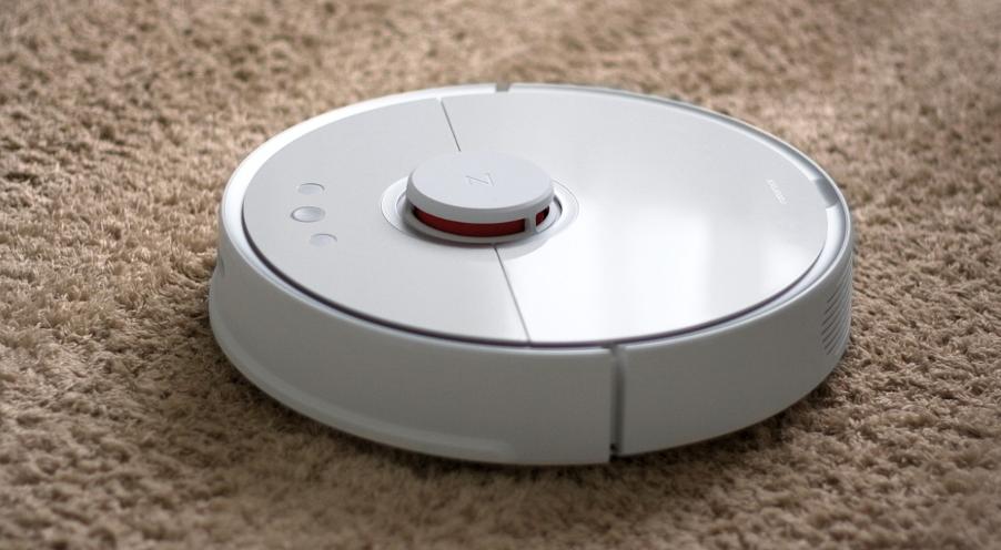 robot vaccum cleaner