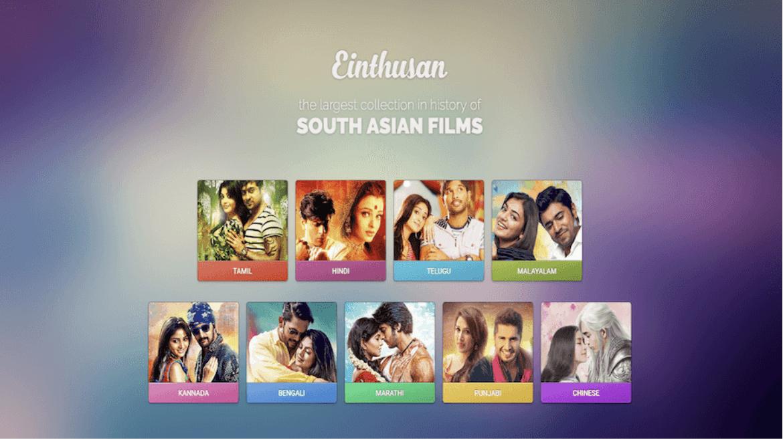 south asian films