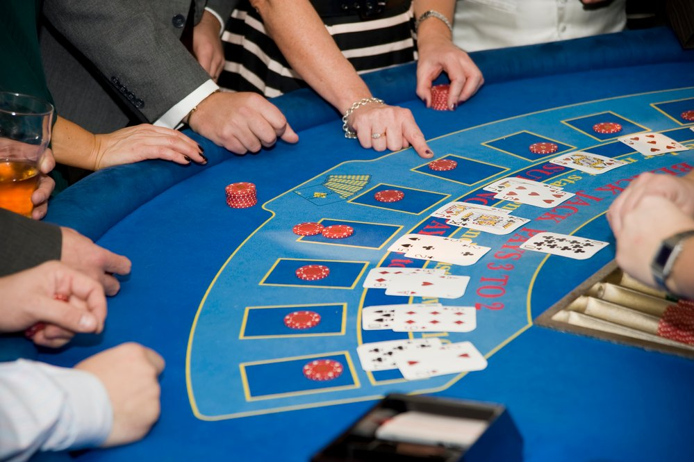 Party poker friends game