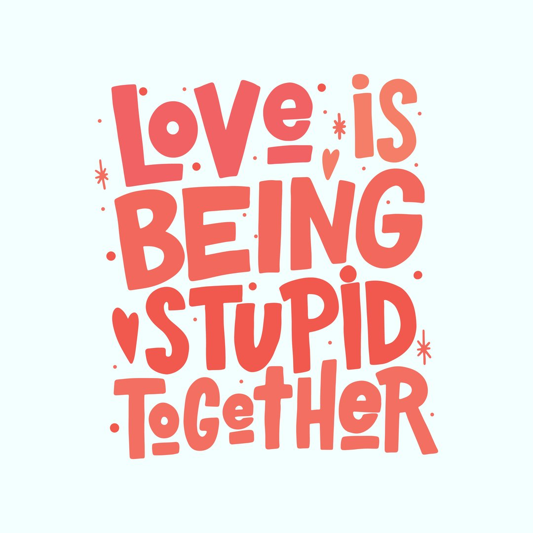 Love DP - Love is being stupid together