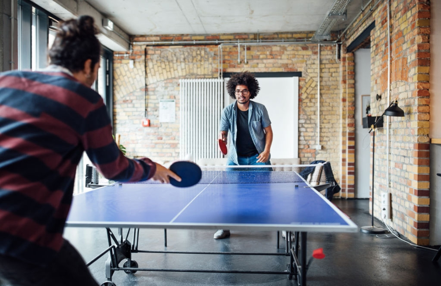 Ping Pong Tips: Beginners Guide To Table Tennis - Gaming