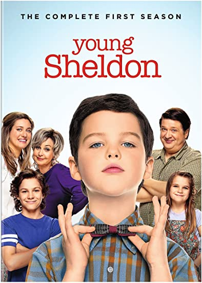 Top 10 Amazon Prime Series - Young Sheldon