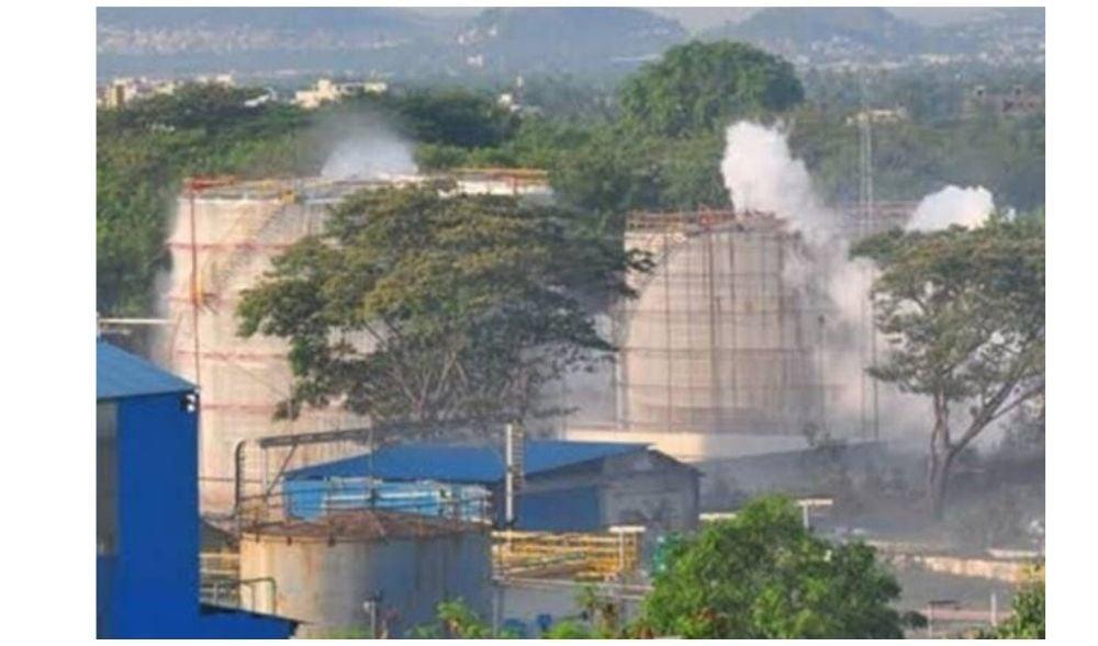 Vishakhapatnam Gas Tragedy
