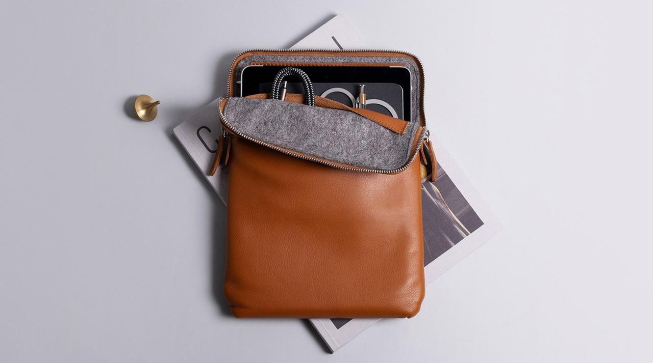 iPad Leather Sleeves