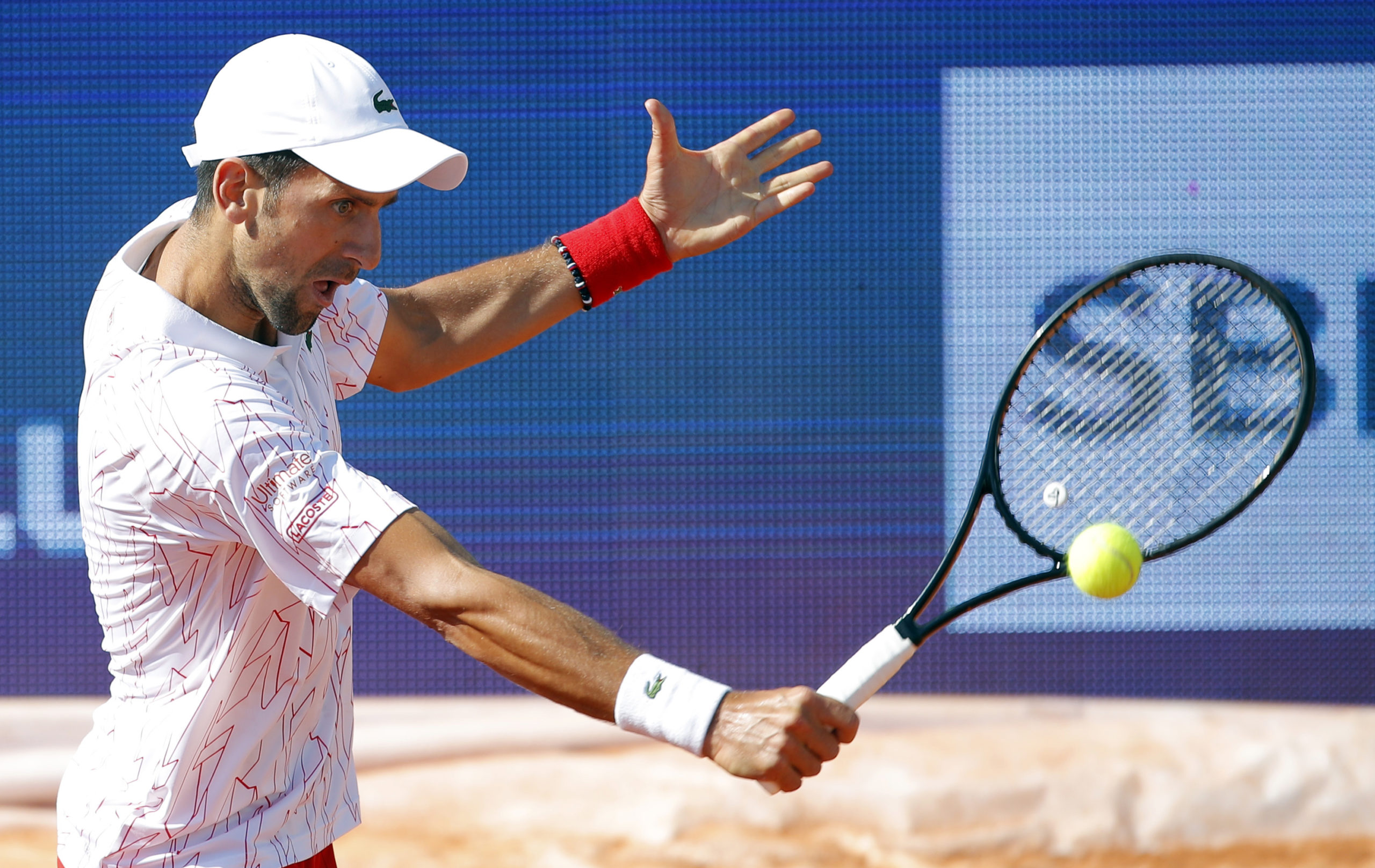 Djokovic Returns To Training After Recovering From COVID