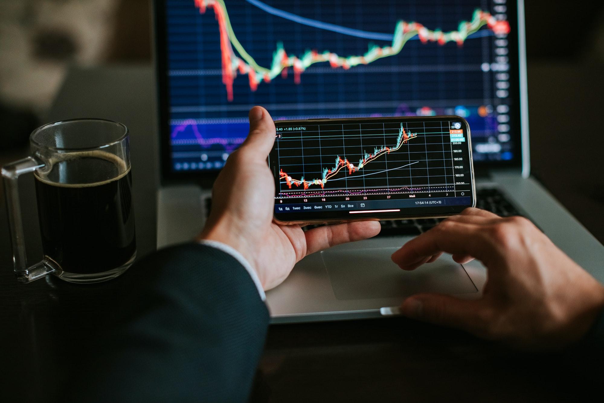 investment stockbroker stock trading