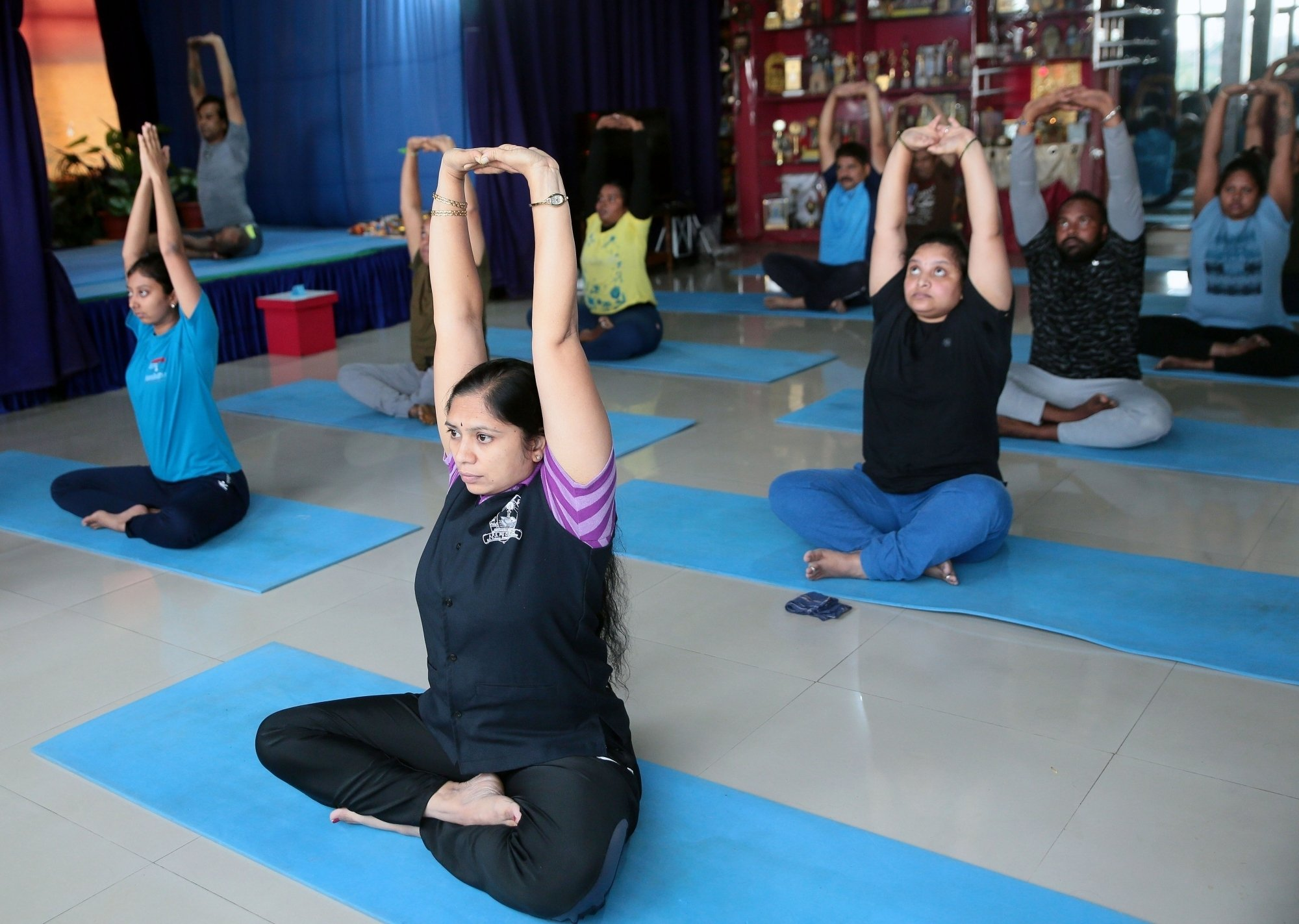 Mixed Response To Reopened Gyms Yoga Centres In Bengaluru Savedelete