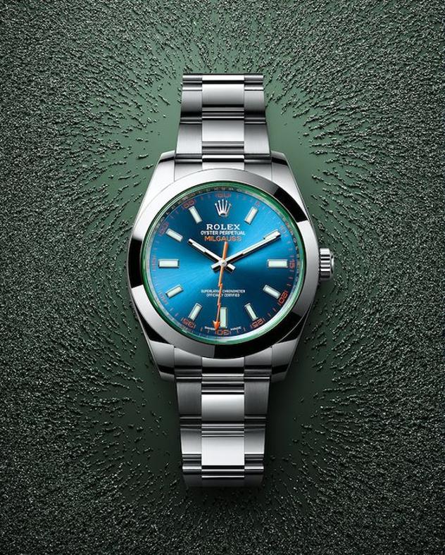A Signature Rolex Luxury Watch