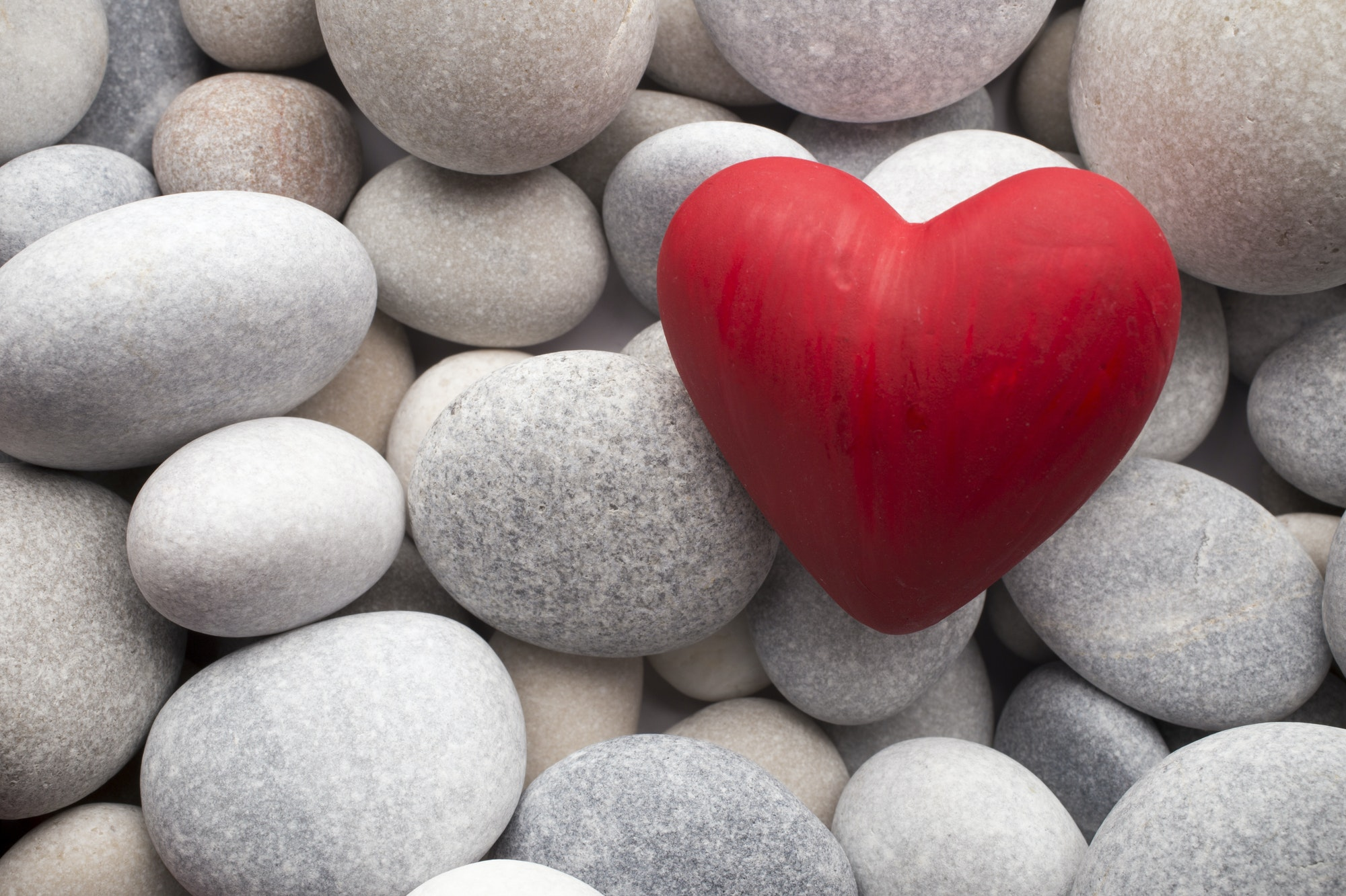 Massage stones. Massage pebbles. Various sizes.