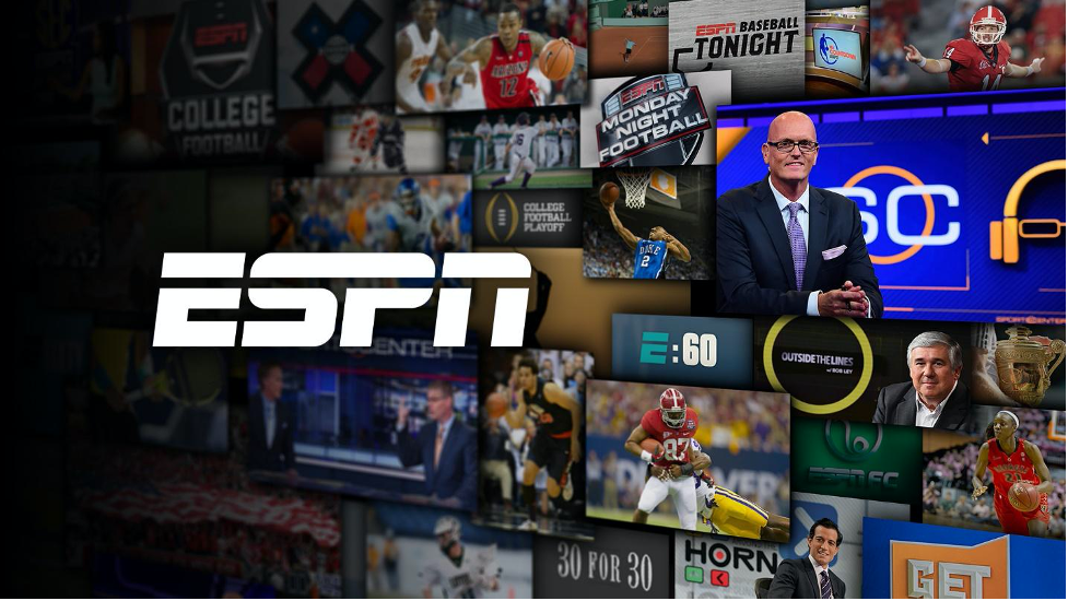 ESPN- online live sports, replays and highlights