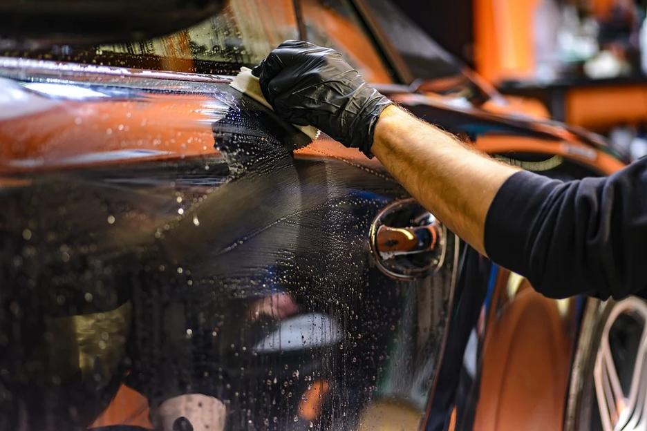 Polishing Your Car