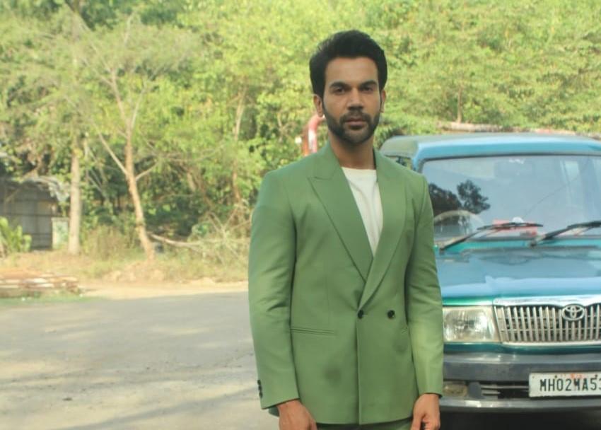 Actor Rajkummar Rao at 'Indian Pro Music League', in Mumbai