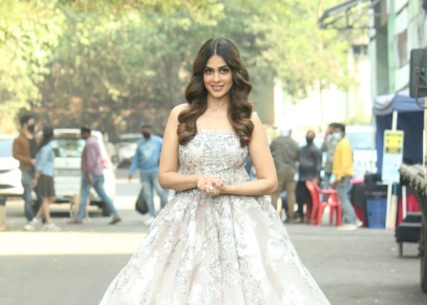 Actress Genelia D'Souza at 'Indian Pro Music League', in Mumbai