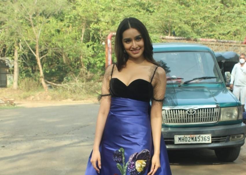 Actress Shraddha Kapoor at 'Indian Pro Music League', in Mumbai