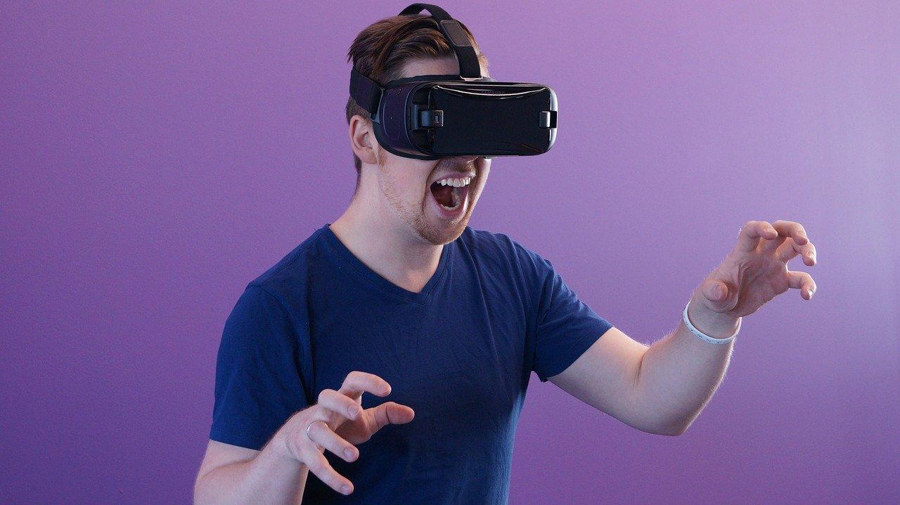 Gaming Journey in VR