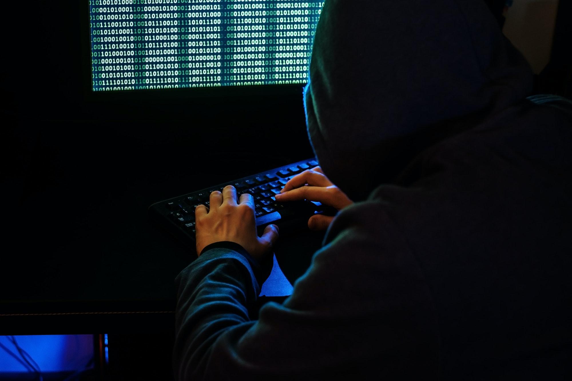 Cybercrime through the Internet.
