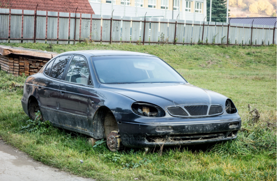 Junk Car Worth