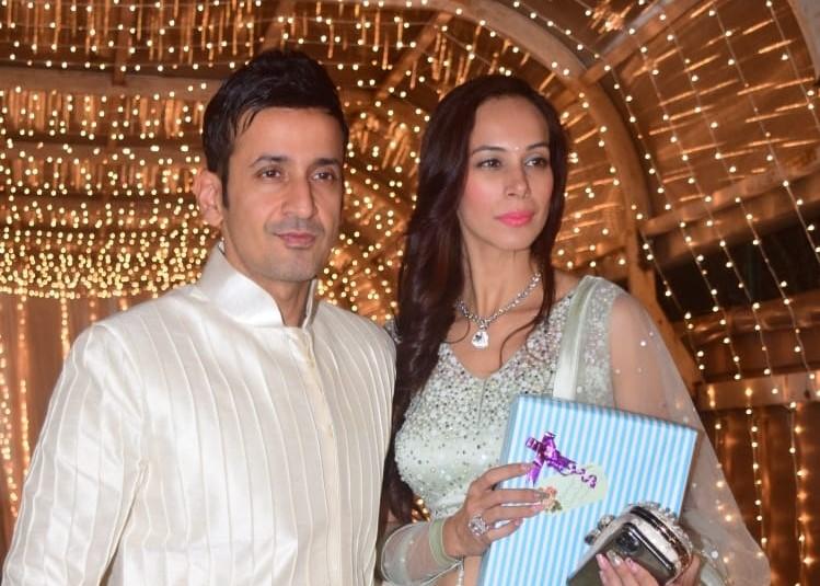 Priyank Sharma Pre-Wedding Party