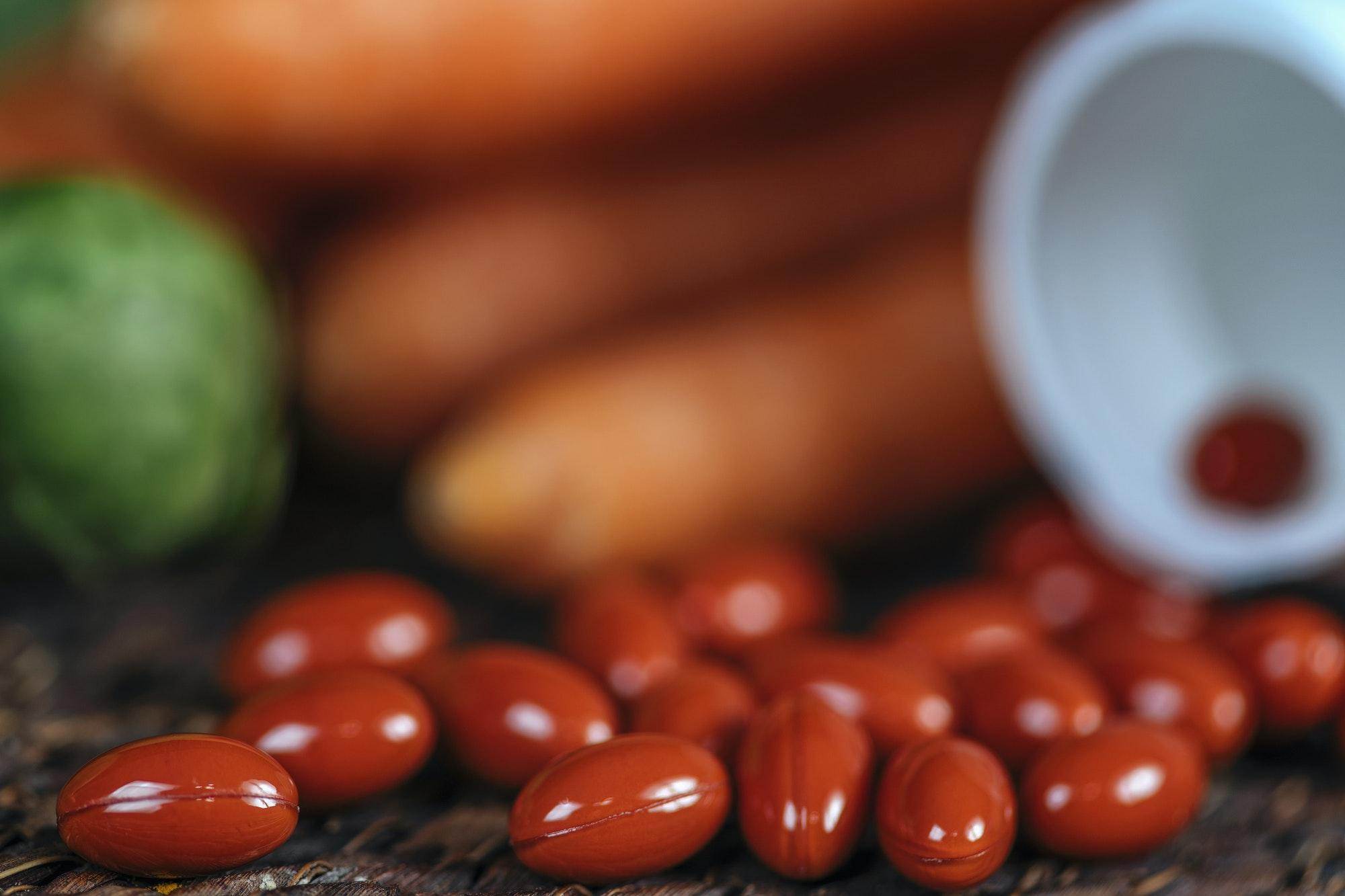 Lutein Supplements