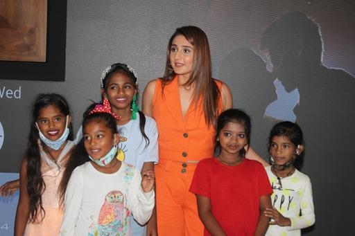 Dhvani Bhanushali Post Birthday Celebration At T-Series Office