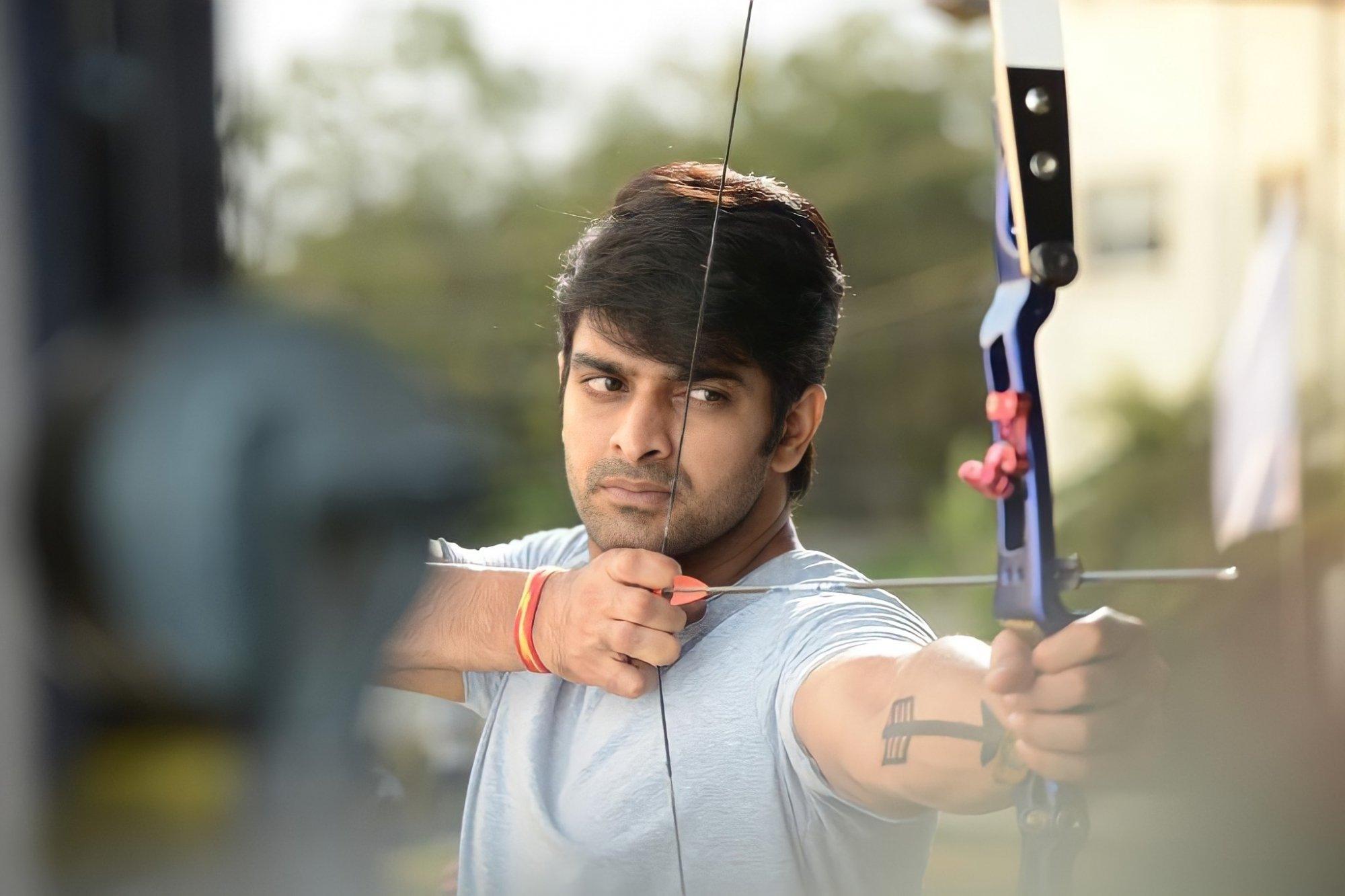 'LAKSHYA' Naga Shaurya's Archery Based Film 'LAKSHYA',